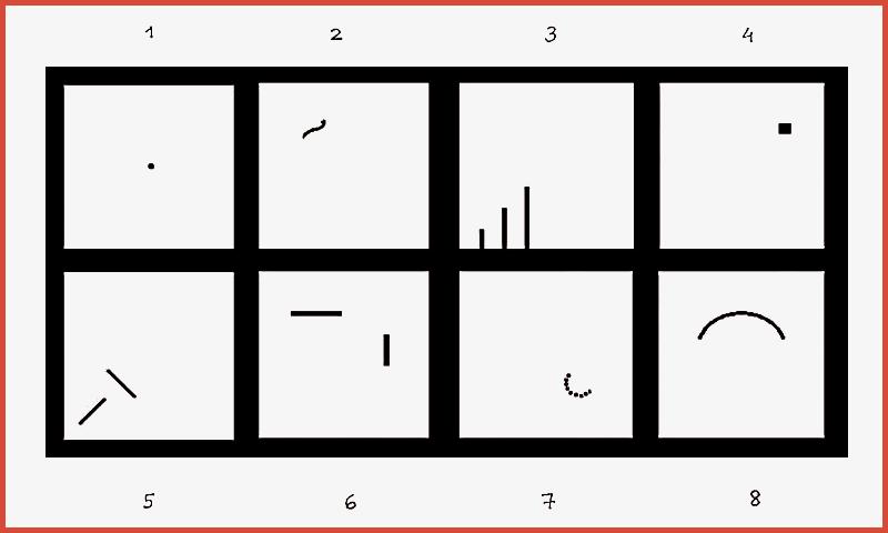 Графический тест Вартегга