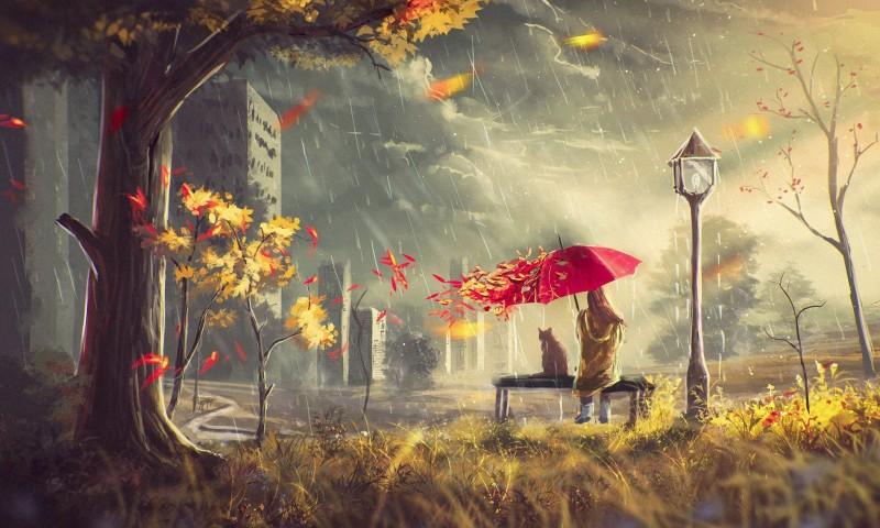 Осенняя депрессия: как с ней бороться