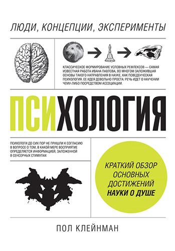 Пол Клейнман — Психология. Люди, концепции, эксперименты
