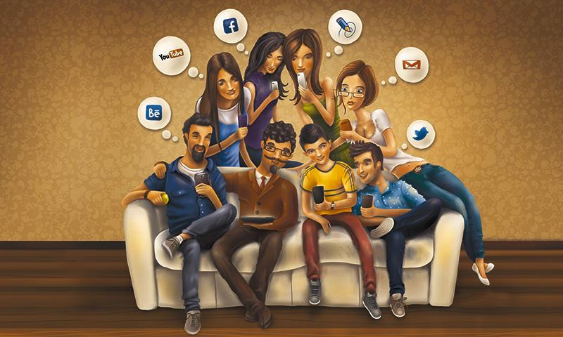 Пользователи социальных сетей: современные исследования