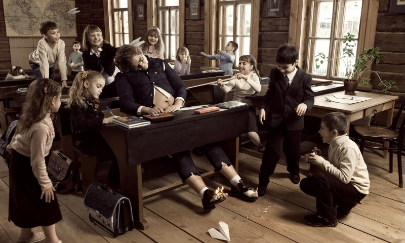 Как пробудить у ребенка интерес к учебе