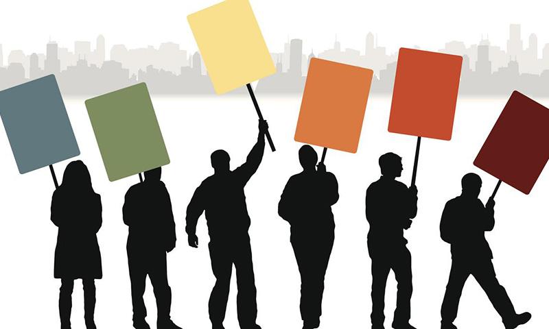 Протестное поведение: индивидуальные и групповые факторы
