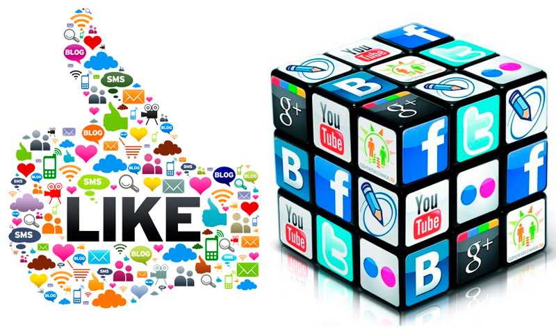 Зависимоть от социальных сетей