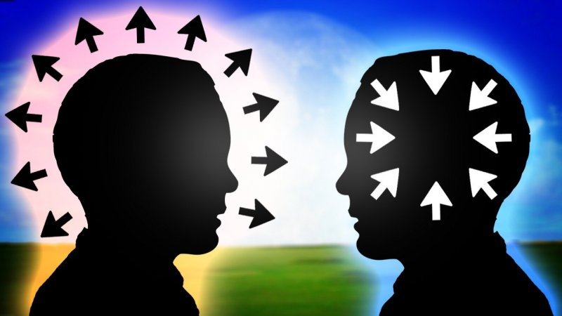 """Интроверсия и экстраверсия, или кто такие """"внутренники"""" и """"внешники"""" (2)"""