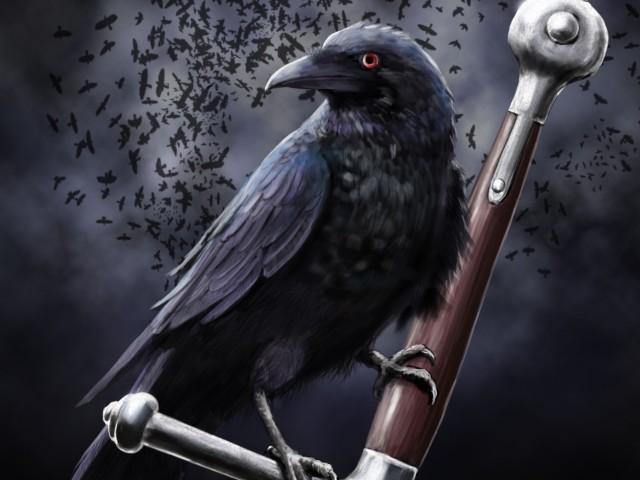 Архетип птицы в мифологии, сказках, Библии (4)