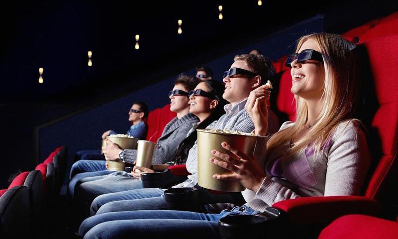 Влияние на выбор кинофильмов уровня эмоционального напряжения зрителей