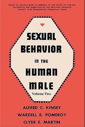 Альфред Кинси — Половое поведение самца человека