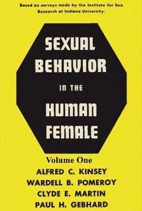 Альфред Кинси — Половое поведение самки человека